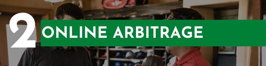 online arbitrage amazon